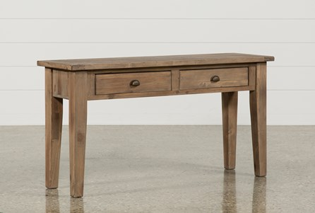 Display product reviews for ASHBURN CONSOLE TABLE