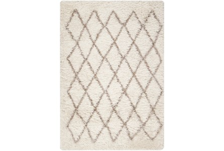 Display product reviews for 60X96 RUG-FAITH SHAG IVORY