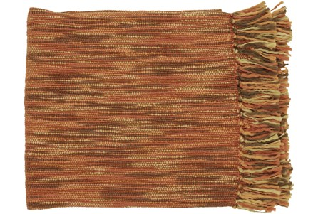 Display product reviews for ACCENT THROW-MARYSE RUST