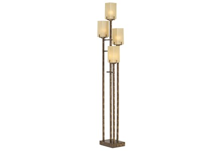 Display product reviews for FLOOR LAMP-CITY HEIGHTS