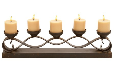 Display product reviews for METAL CANDLEABRA