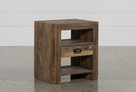 Display product reviews for TAHOE II 1-DRAWER END TABLE