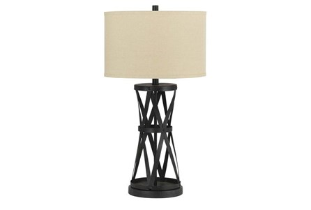 Display product reviews for TABLE LAMP-PASSO IRON