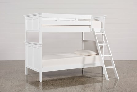 Display product reviews for KIT-ALBANY TWIN OVER TWIN BUNK BED