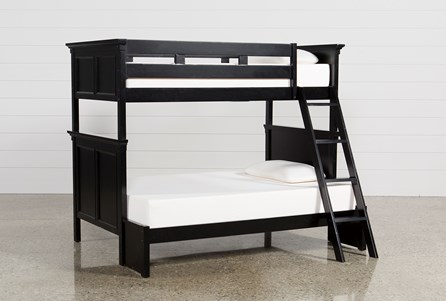 Display product reviews for KIT-SAVANNAH TWIN OVER FULL BUNK BED