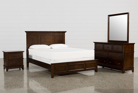Display product reviews for KIT-DALTON FULL 4 PIECE BEDROOM SET