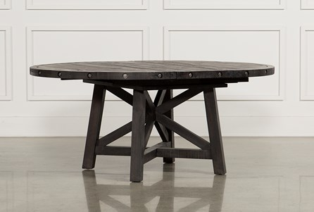 Display product reviews for KIT-JAXON ROUND EXTENSION DINING TABLE