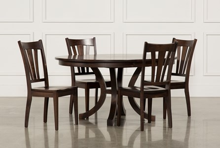 Display product reviews for KIT-GRAHAM 5 PIECE DINING SET