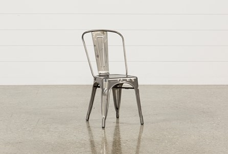 Display product reviews for COOPER METAL SIDE CHAIR