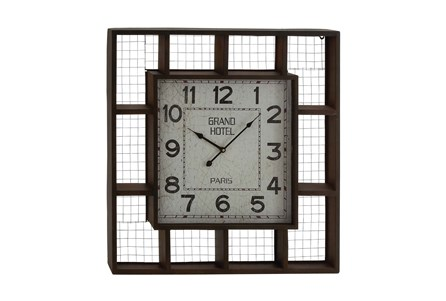 Display product reviews for CLOCK-HOTEL WALL