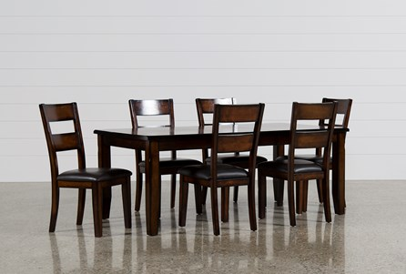 Display Product Reviews For KIT ROCCO 7 PIECE EXTENSION DINING SET