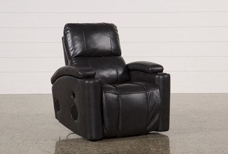 Display product reviews for DEMPSEY CHARCOAL POWER RECLINER W/BLUETOOTH