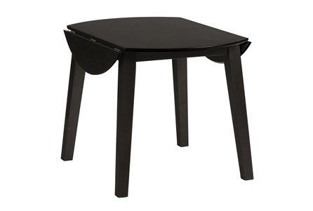 Display product reviews for ROXY ESPRESSO ROUND DINING TABLE