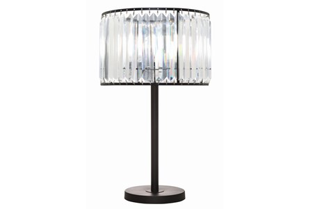 Display product reviews for TABLE LAMP-WELLS CRYSTAL