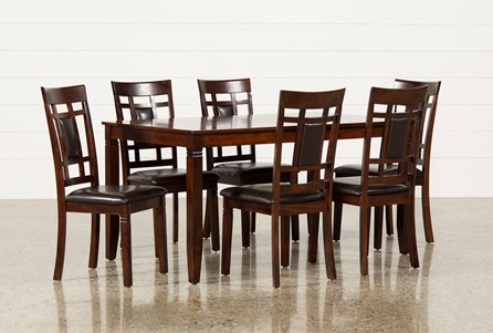 Display product reviews for JANELLE 7 PIECE DINING SET