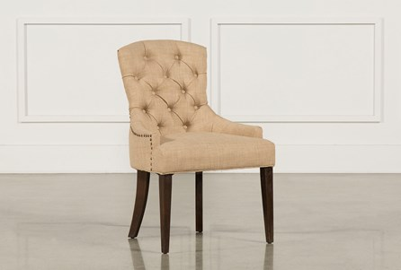 Display product reviews for JEFFERSON UPHOLSTERED SIDE CHAIR