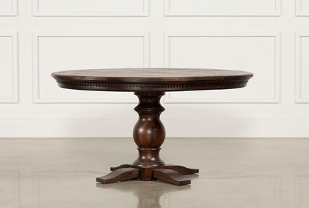 Display product reviews for KIT-JEFFERSON EXTENSION ROUND DINING TABLE