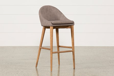 Display product reviews for DEMPSEY GREY 30 INCH BARSTOOL