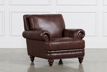 Display product reviews for CHURCHILL LEATHER CHAIR