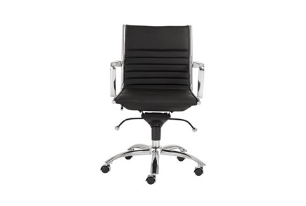 Display product reviews for MORGAN BLACK OFFICE CHAIR
