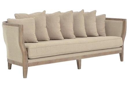 Display product reviews for OTB HAYDEN SOFA