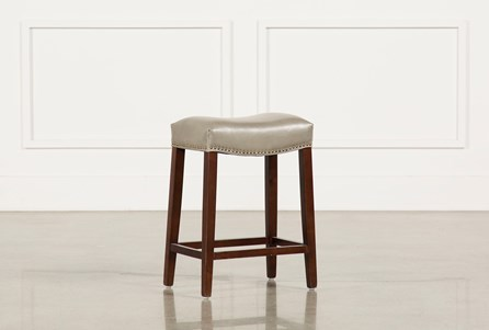 Display product reviews for CAMDEN 26 INCH PEWTER COUNTERSTOOL