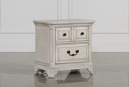 Display product reviews for KINCAID 2-DRAWER NIGHTSTAND