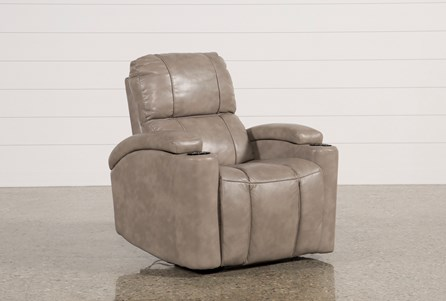 Display product reviews for DEMPSEY STUCCO POWER RECLINER
