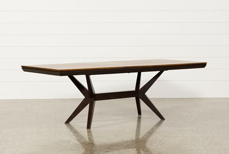 Display product reviews for SPENCER EXTENSION RECTANGLE DINING TABLE