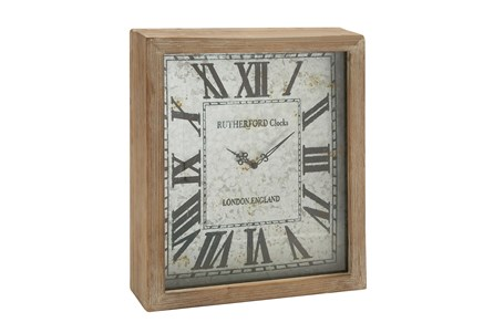 Display product reviews for 18 INCH WOODEN WALL CLOCK