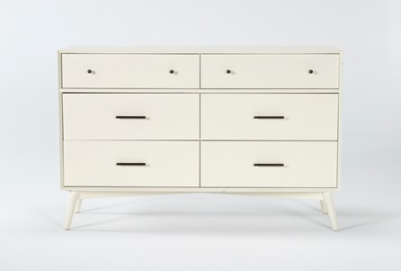 Display product reviews for ALTON WHITE DRESSER