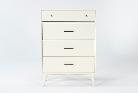 Display product reviews for ALTON WHITE CHEST OF DRAWERS