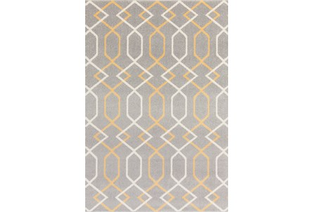Display product reviews for 64X88 RUG-CONRAD YELLOW