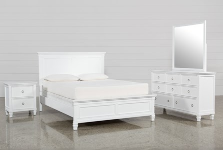 Display product reviews for KIT-ALBANY QUEEN 4 PIECE BEDROOM SET