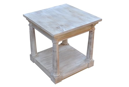Display product reviews for OTB SHIRA END TABLE