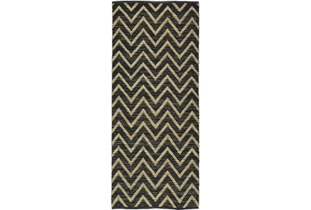 Display product reviews for 27X90 RUG-CADENCE JUTE BLACK