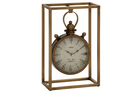 Display product reviews for 13 INCH METAL TABLE CLOCK