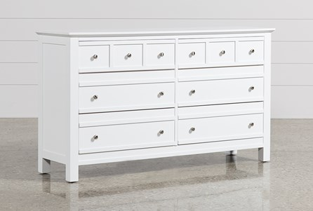 Display product reviews for BAYSIDE WHITE DRESSER