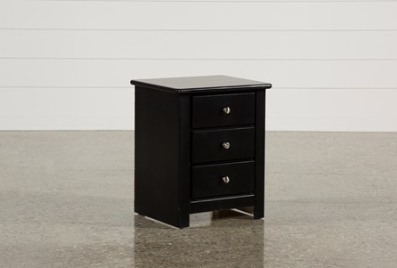 Display product reviews for SUMMIT BLACK NIGHTSTAND