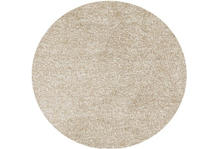 Display product reviews for 96 INCH ROUND RUG-ELATION SHAG HEATHER IVORY