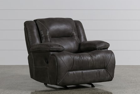 Display product reviews for CALDER GREY RECLINER
