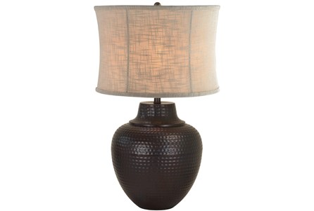 Display product reviews for TABLE LAMP-MARCUS BLACK