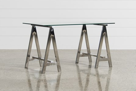 Display product reviews for KIT-JENICA GLASS DESK