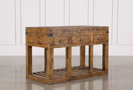 Display product reviews for OTB CAREY KITCHEN ISLAND