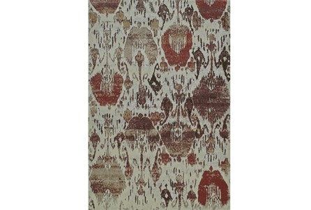 Display product reviews for 94X127 RUG-IKAT SUNSET
