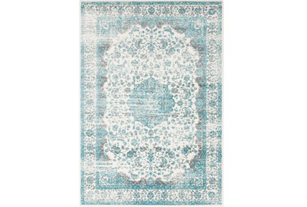 Display product reviews for 62X90 RUG-KETTON CLASSIC TEAL/GREY