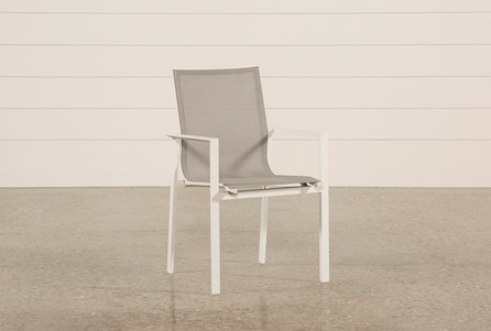 Display product reviews for OUTDOOR BISCAYNE DINING CHAIR