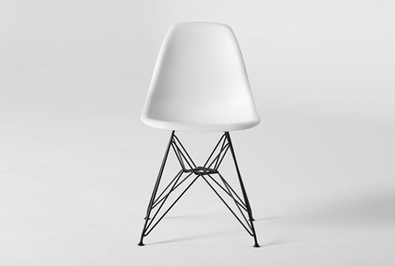 Display product reviews for ALEXA WHITE SIDE CHAIR