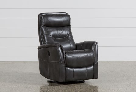 Display product reviews for GANNON FLINT POWER SWIVEL GLIDER RECLINER W/BUILT-IN BATTERY