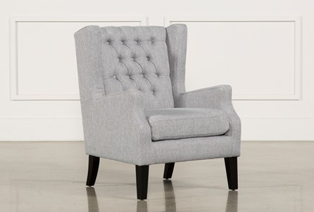 Display product reviews for PEYTON SILVER ACCENT CHAIR